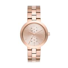 Uhr für Damen in Rosé