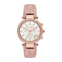 Damen Chronograph Parker, rosa