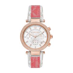 Ladies' Chronograph In Stainless Steel, Rosé
