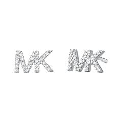 Damen Ohrstecker MK aus Sterlingsilber mit Zirkonia