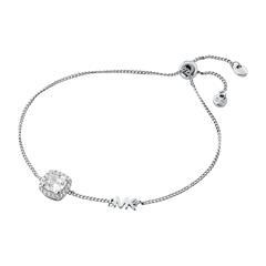 Armband für Damen aus Sterlingsilber mit Zirkonia