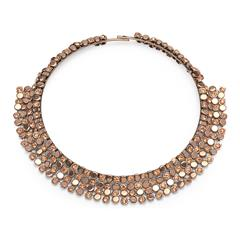 Damen Kette in rosegold