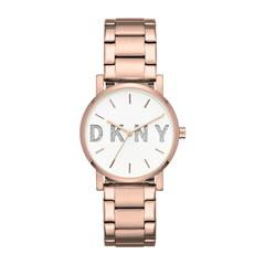 Ladies Watch Made Of Rose Gold Plated Stainless Steel