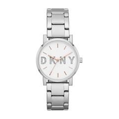 Stainless Steel Quartz Watch For Ladies