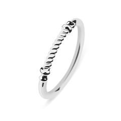 Ring Portside für Damen aus Edelstahl