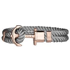 Phrep Armband grau rosé