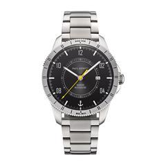 Armbanduhr Tide Runner aus Edelstahl mit Wechselband