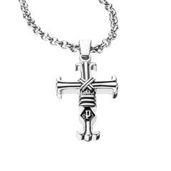 Kette Faith mit Kreuzanhänger