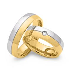 Wedding Rings Stainless Steel Wedding Rings 6mm Engraving