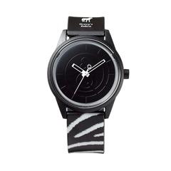 Smile Solar Grevy's Zebra Uhr unisex