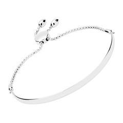 925er Silber Armband hochglanzpoliert