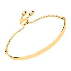Armband Sterlingsilber vergoldet