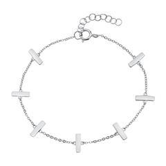 Armband für Damen aus Sterlingsilber