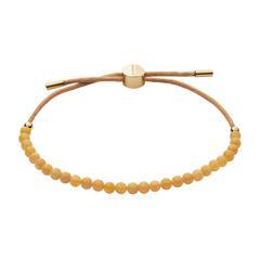 Armband Anette für Damen aus Textil mit Quarzit