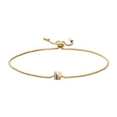 Armband Elin für Damen aus Edelstahl, vergoldet