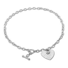 Moderne Halskette mit Anhänger aus 925 Silber
