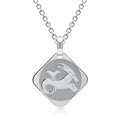 Silberkette Sternzeichen Steinbock