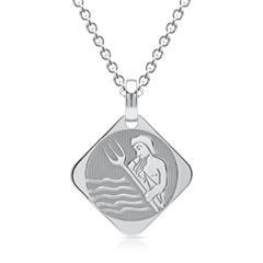 Silberkette Sternzeichen Wassermann