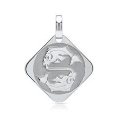 925 Silberanhänger Sternzeichen Fische