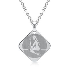Silberkette Sternzeichen Jungfrau