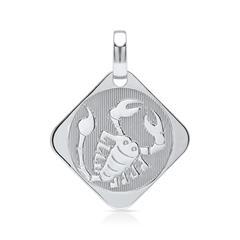 925 Silberanhänger Sternzeichen Skorpion