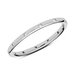 Ring aus 925er Silber mit Zirkonia