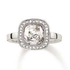 Ring 925er Silber Zirkonia