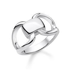 Heritage Ring aus 925er Silber