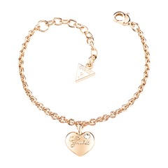 Armband Hearts and Roses von Guess gold UBB21528-S