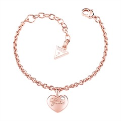 Hearts Of Roses Guess-Armband roségold UBB21529-S