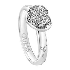 Ring Heartshelter Swarovski-Kristall