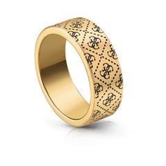 Ring aus vergoldetem Edelstahl