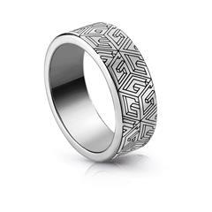 Ring für Herren aus Edelstahl