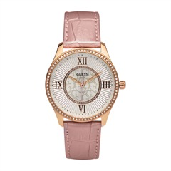 Uhr Ladies Dress Broadway pink Zirkonia