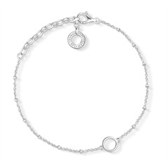 Charm Armband aus Sterlingsilber