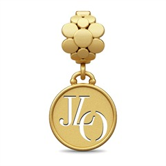 JLO Blossom Drop Gold Dangle Endless 1855