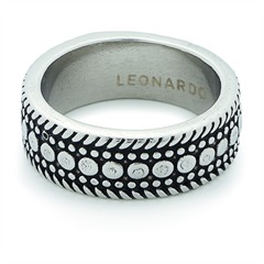 Herrenring Notevole Men von Leonardo 015421