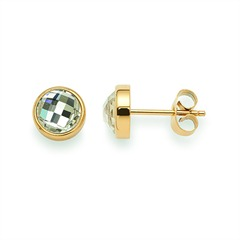 Leonardo-Ohrstecker Joy Deluxe gold 015478