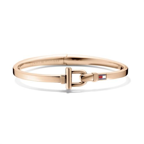 Edelstahl-Armband in Rosé