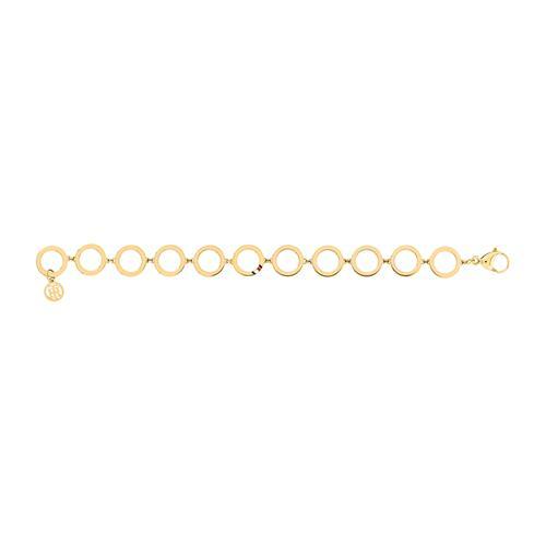 Armbaender - Damen Armband Dressed Up aus vergoldetem Edelstahl  - Onlineshop The Jeweller