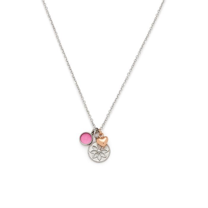 Halskette Florido aus Edelstahl