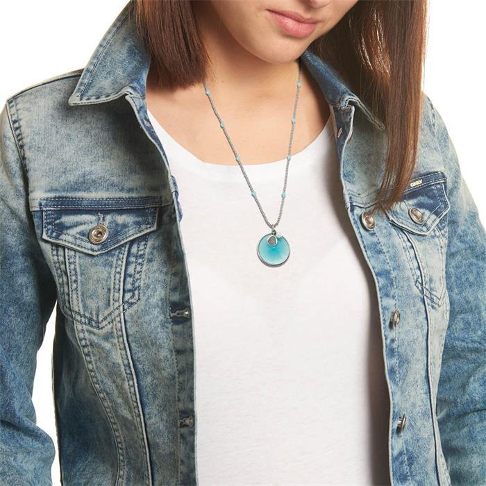 Halskette Mare aus Edelstahl gravierbar