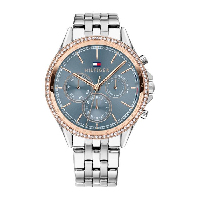 Armbanduhr Ari für Damen aus Edelstahl