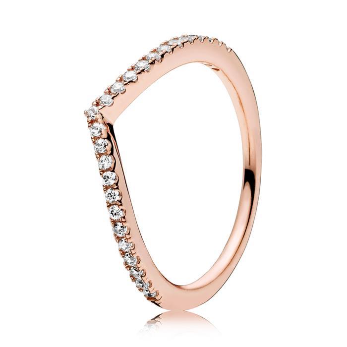 Ring Shimmering Wish ROSE