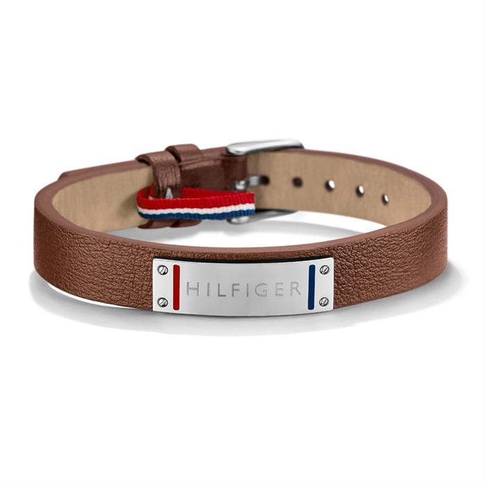 Armband mit Edelstahlplatte