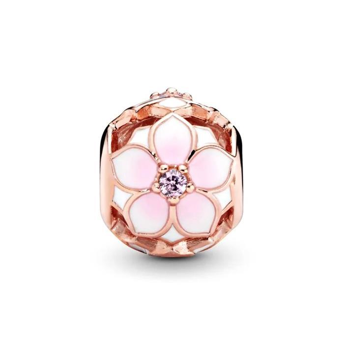 Bead Magnolia Bloom ROSE