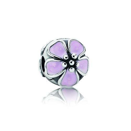 Clip rosa Blüte