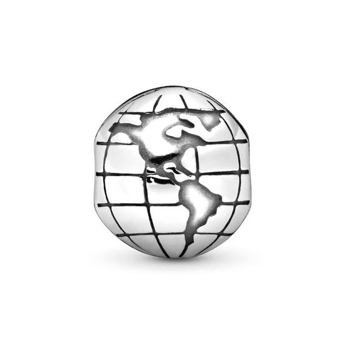Clip Element 925er Silber Globe