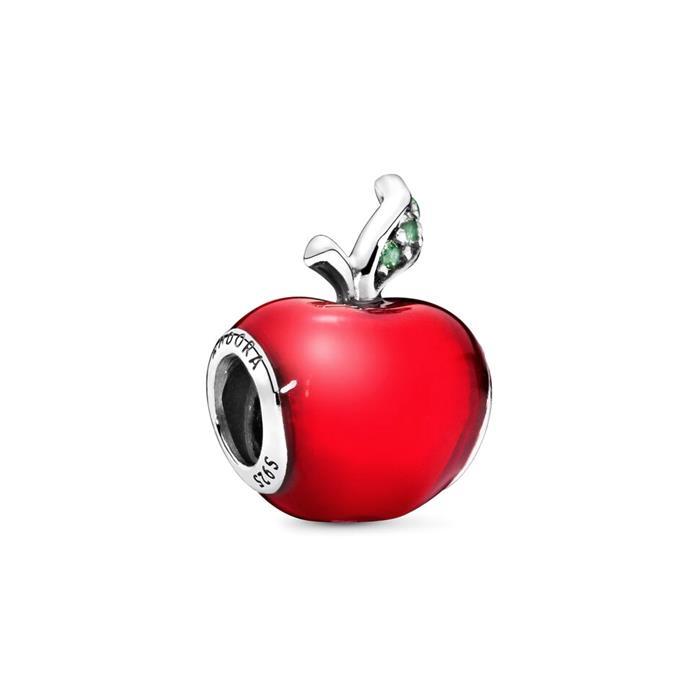 Disney Charm Apple from Snow White aus 925er Silber
