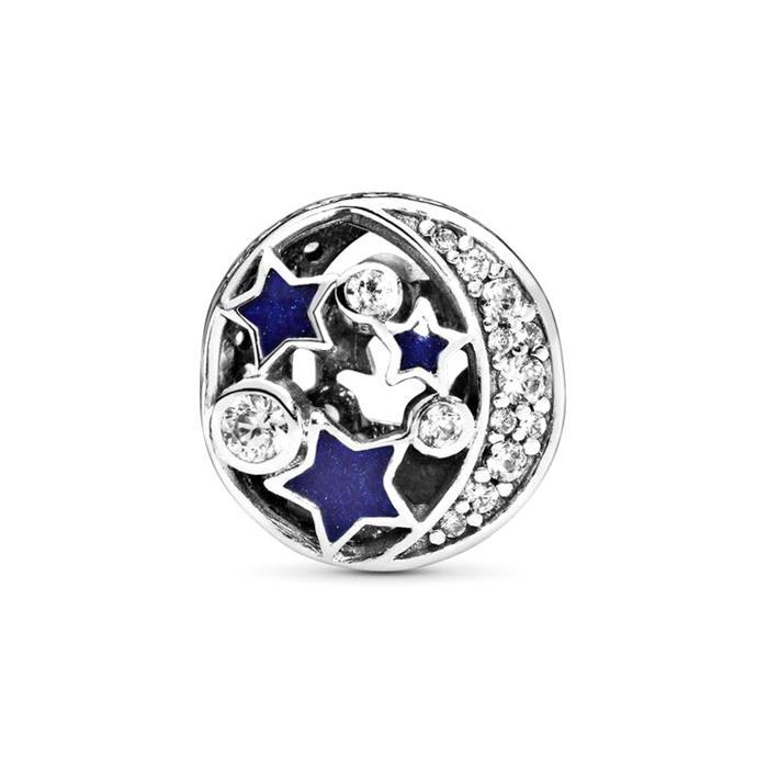 Bead Mond Sterne 925er Silber